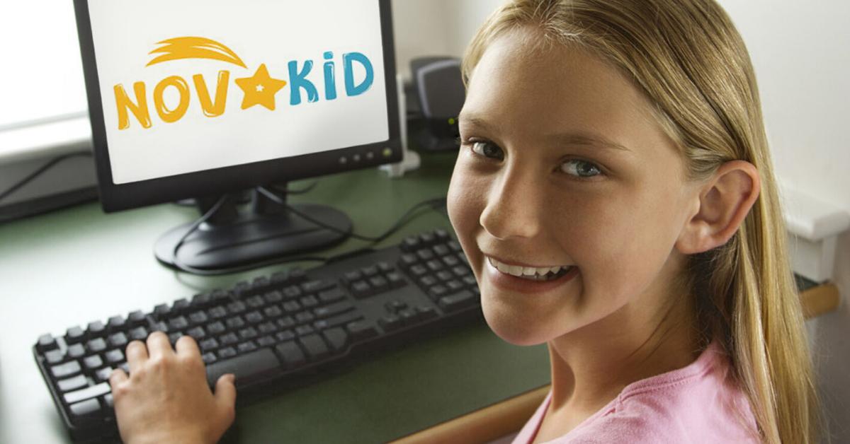 Novakid konkurs dla dzieci wygraj darmowe lekcje angielskiego online
