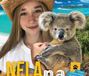 Nela na Wyspie Kangura – nowa książka najpopularniejszej pisarki dla dzieci –  Neli Małej Reporterki