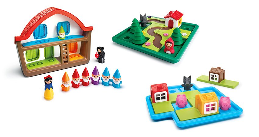 Gry Smart Games
