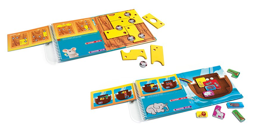 Gry Smart Games magnetyczne