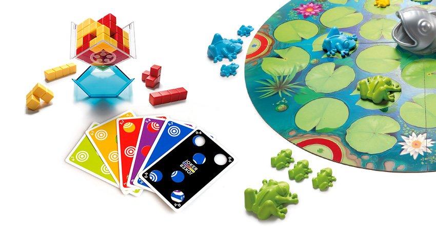 Gry Smart Games wieloosobowe