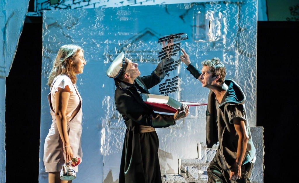 Dzień Teatru Publicznego w Teatrze Baj: program online