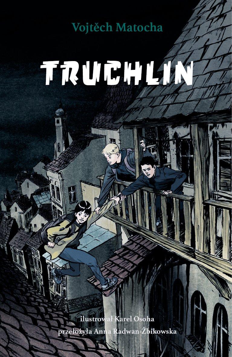 Truchlin - bestsellerowa książka dla dzieci
