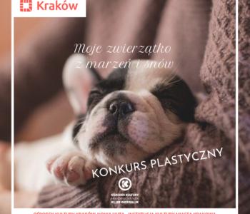 Moje zwierzątko z marzeń i snów - konkurs on-line