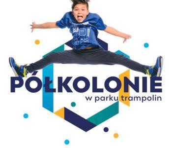 Półkolonie w parku trampolin SALTOS