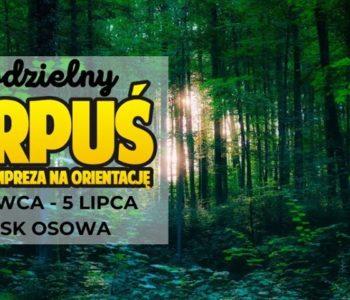 Samodzielny Harpuś – Dzielnicowa impreza na orientację: Gdańsk Osowa