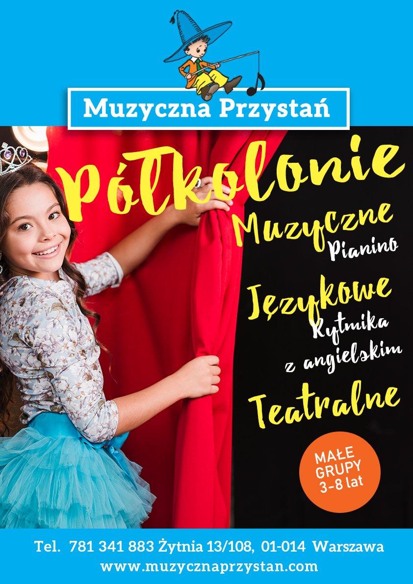 Półkolonie Muzyczno-Teatralne