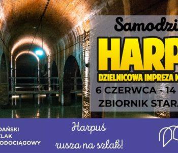 Samodzielny Harpuś - Dzielnicowa impreza na orientację: Zbiornik Wody Stara Orunia