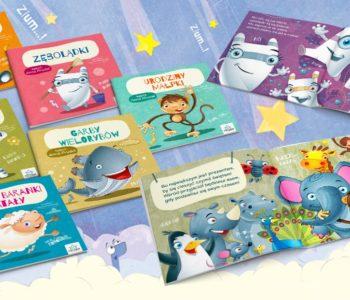 Bajeczki – seria książeczek dla dzieci