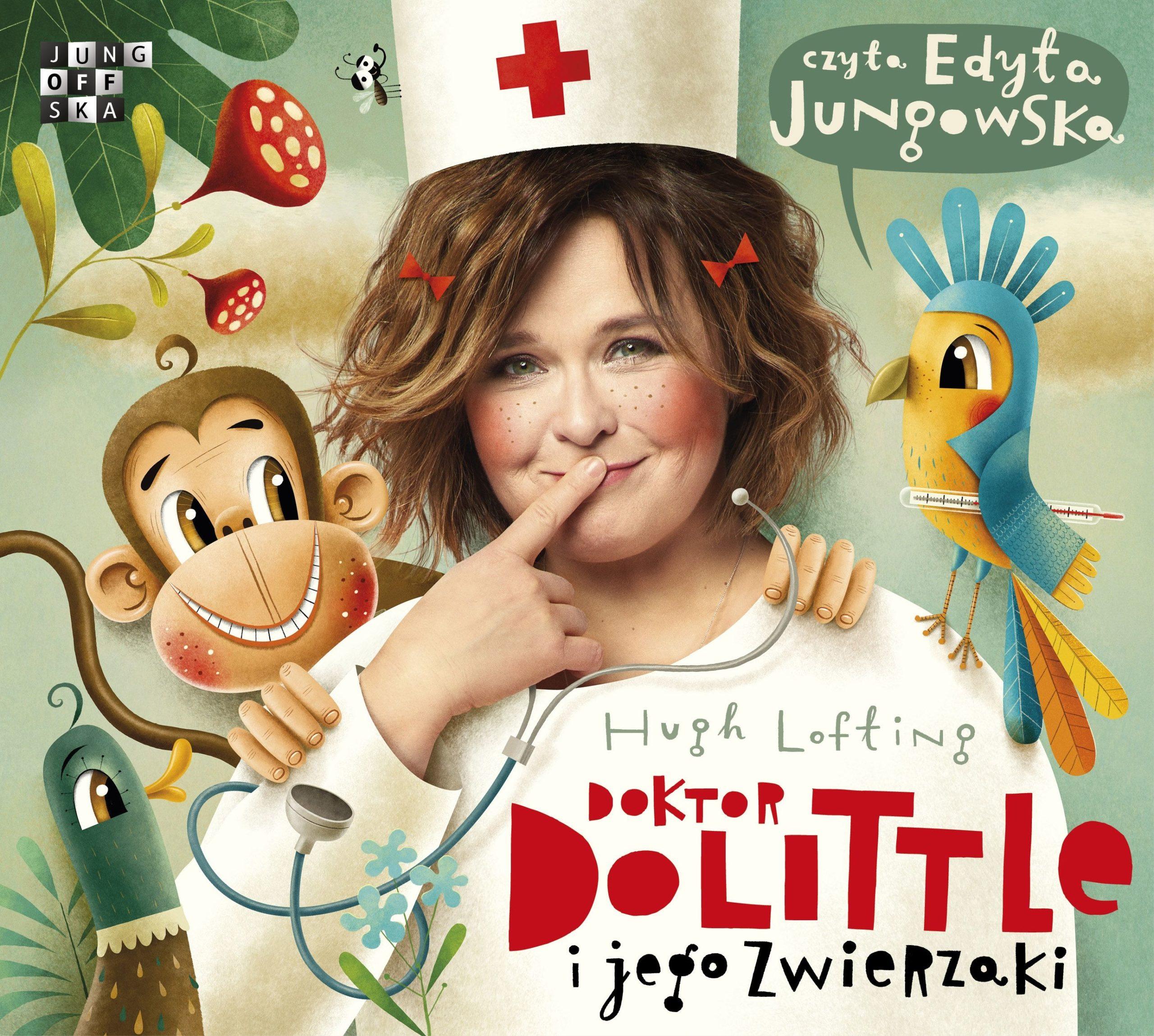 Doktor Dolittle i jego zwierzaki. audiobook opinie