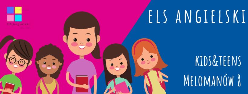 Angielski na rolkach 2020 w szkole ELSA