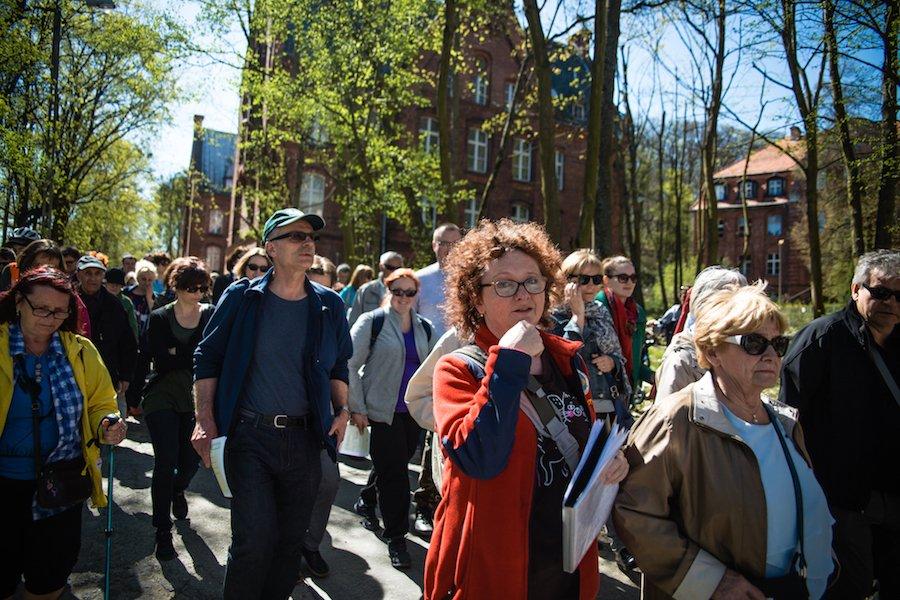 Spacery szlakiem odbudowy Gdańska: Główne Miasto, Wrzeszcz i Oliwa