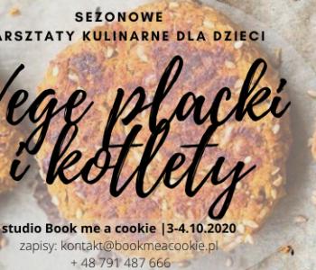Wege placki i kotlety – warsztaty kulinarne