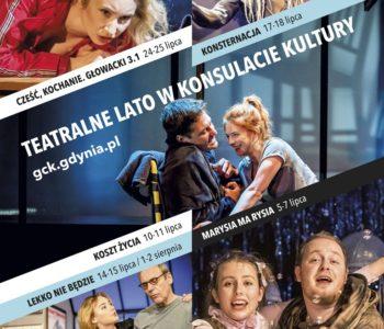 Teatralne Lato w Konsulacie Kultury