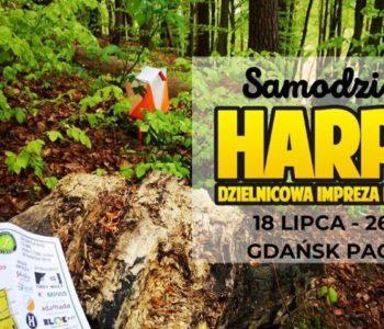 Samodzielny Harpuś - Dzielnicowa impreza na orientację: Gdańsk Pachołek