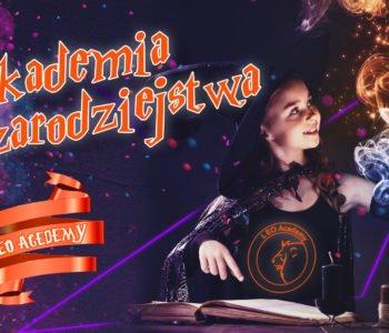 Akademia Czarodziejstwa – językowe warsztaty w magicznym klimacie!