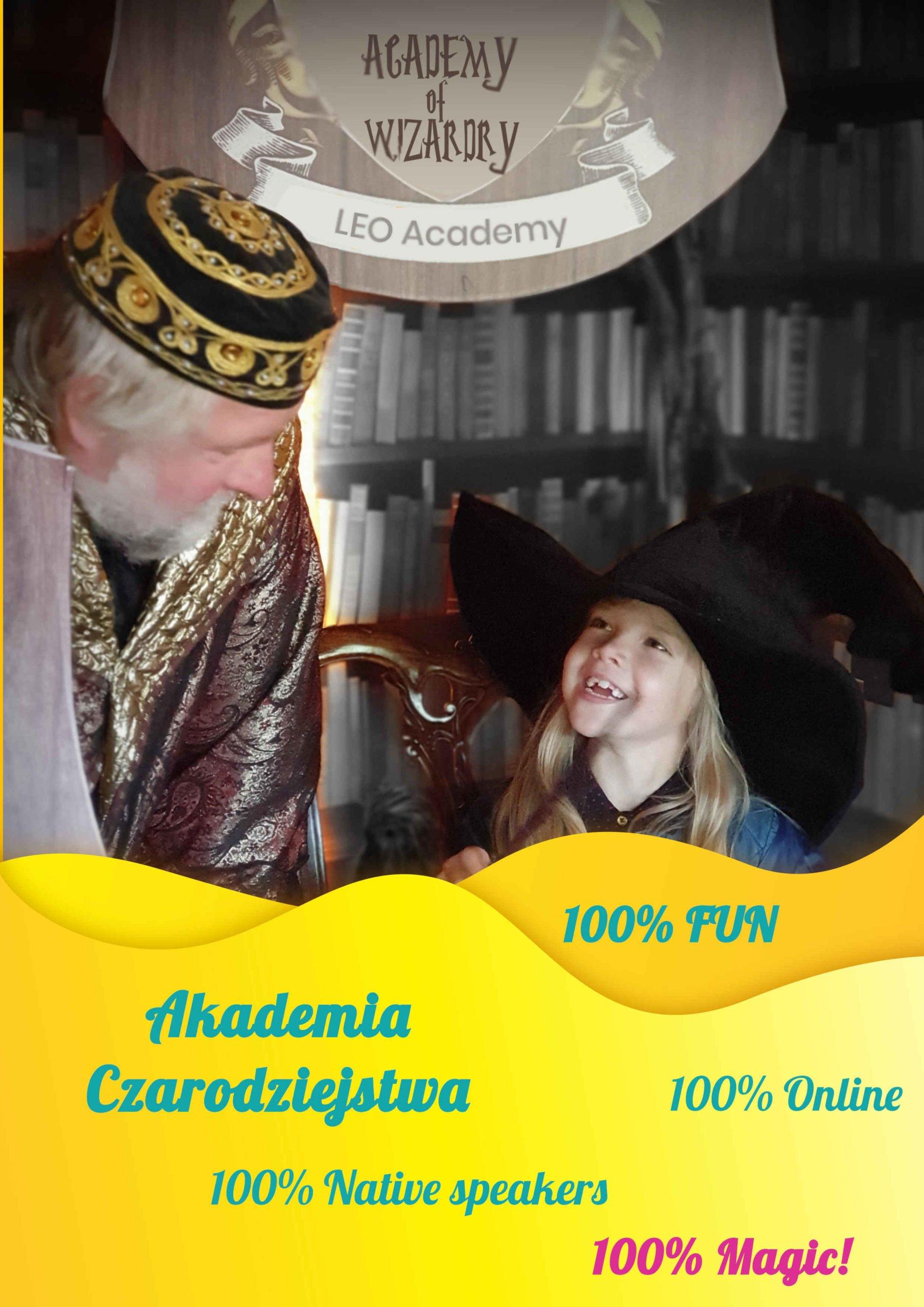 Akademia czarodziejstwa