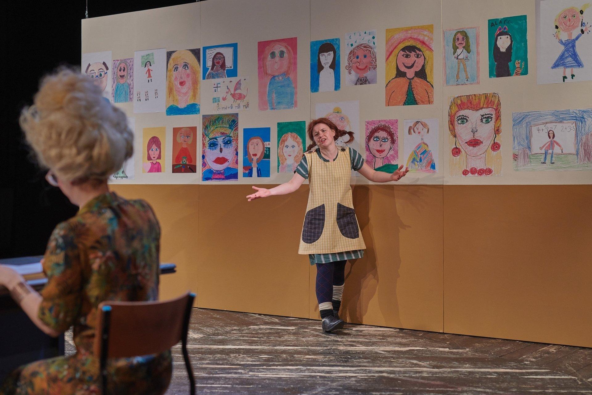 Pippi - Teatr Ludowy zaprasza na spektakl dla dzieci