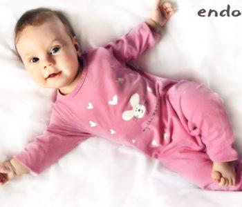 endo – ubranko dla niemowlaka