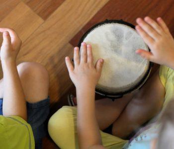 Letnia Strefa Zabawy: Ram tam tam, na bongosach sobie gram