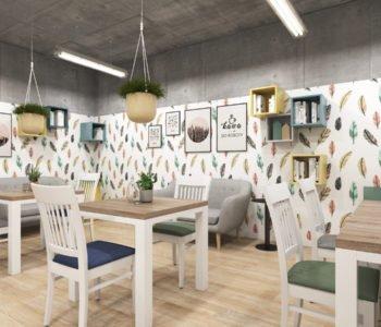 Wyposażenie Klubokawiarni MIND MAP CAFE w Multikreatywnej Fabryce - weź udział w zbiórce!