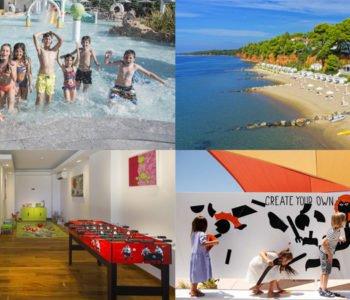 Rodzinne wakacje w Grecji – Top 10 najlepsze 5* hotele z CARTER® Greckie wczasy z dziećmi – luksusowo i bezpiecznie!