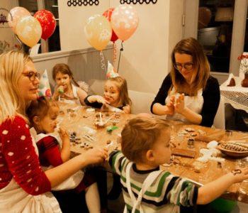 Warsztaty czekoladowe. Urodziny dla dzieci