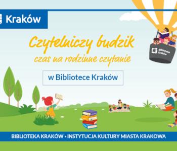 Czytelniczy budzik w Bibliotece Kraków