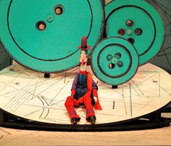 Wystawa lalek w Teatrze Ateneum w Katowicach