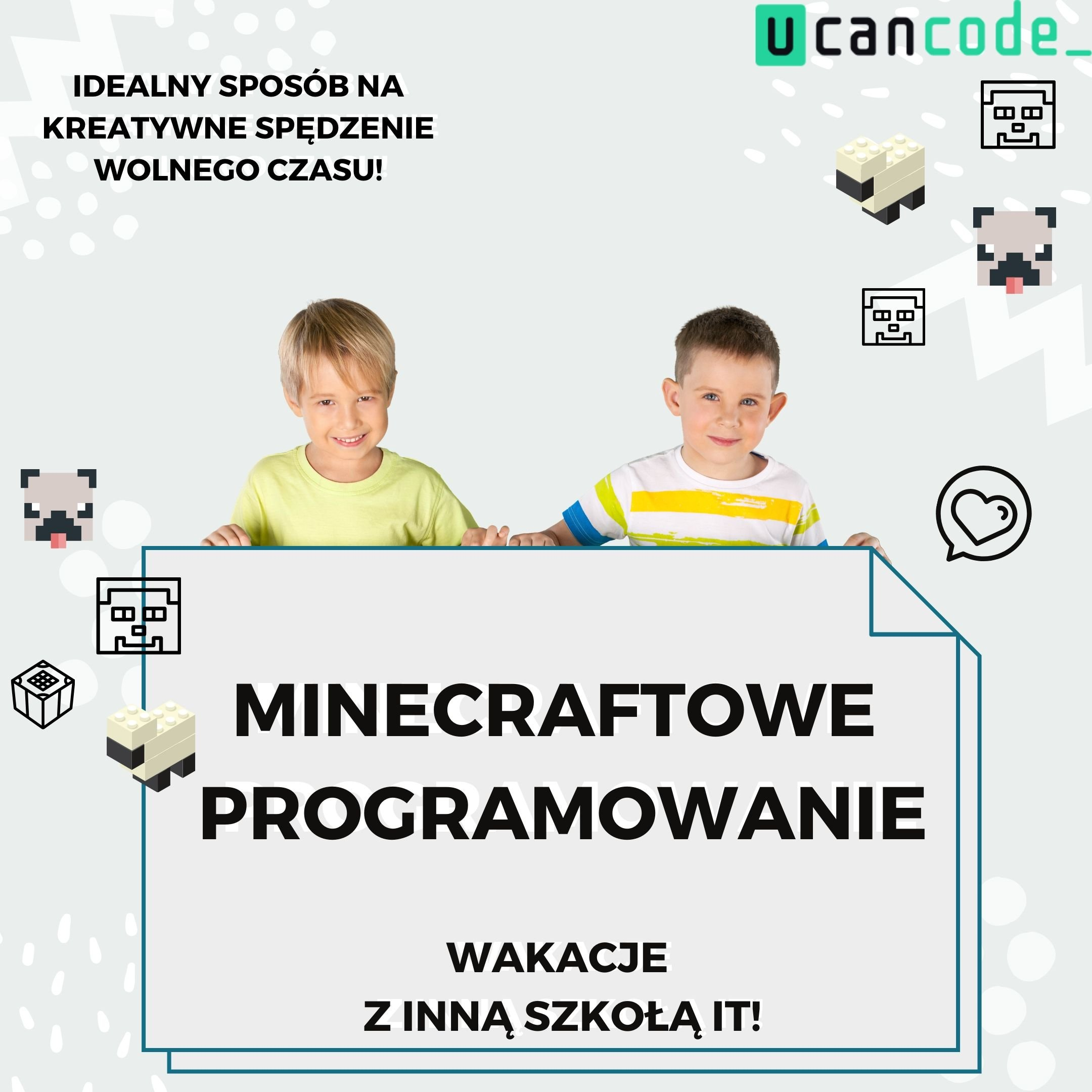 Minecraftowe programowanie