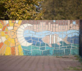 Szlakiem tyskiego street artu – osiedle M. Spacer rodzinny. Tychy