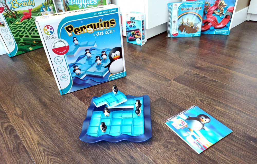 Video recenzja gry Penguins on Ice