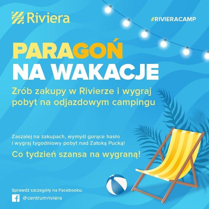 ParaGOŃ na wakacje - lato z Rivierą