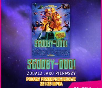 Scooby-Doo! przedpremierowo w Multikinie!