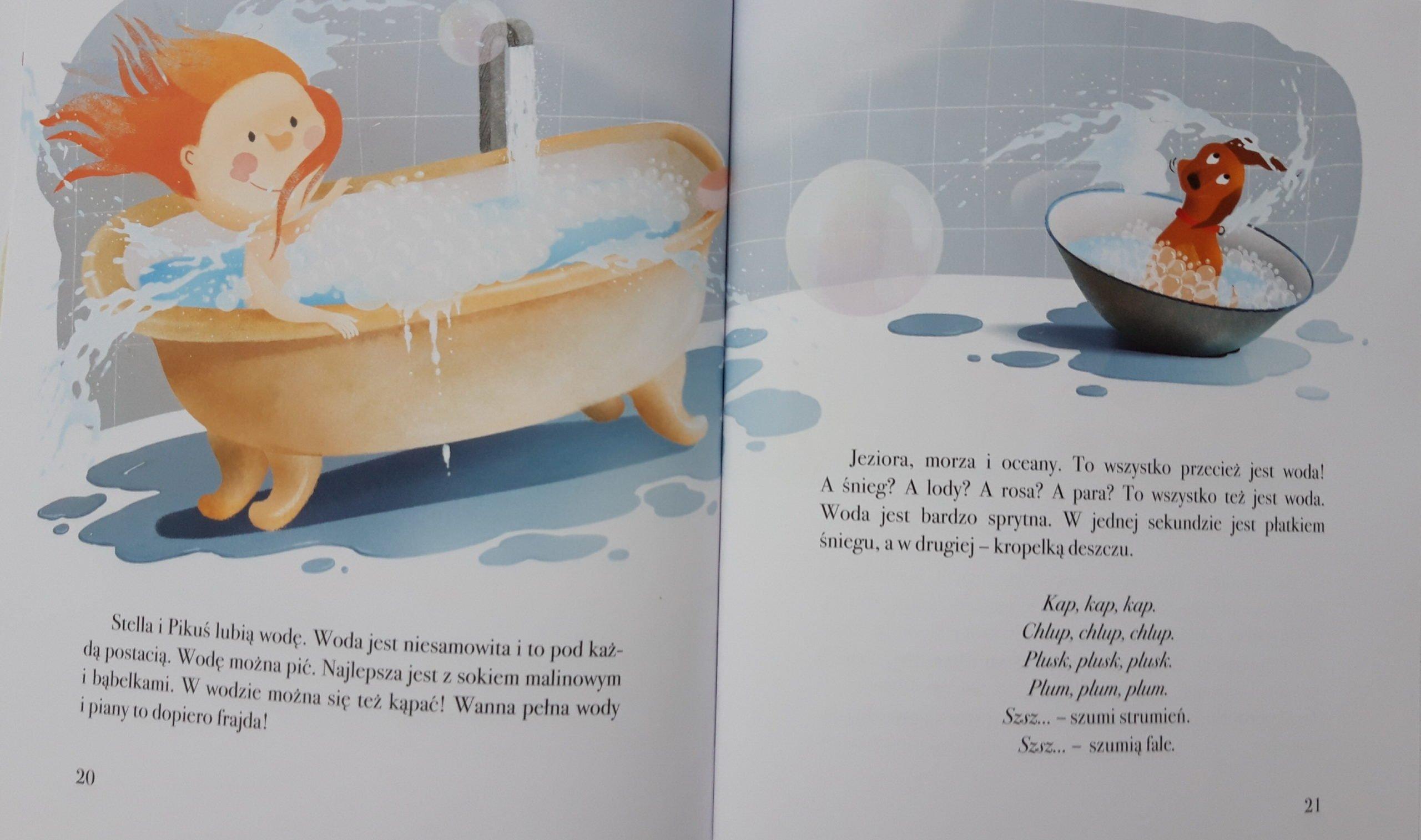 Stella pikuś książka ekologiczna dla dzieci o ochronie przyrody opinie o książce