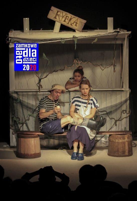 Zamkowe Lato dla Dzieci: Złota rybka. Teatr Żelazny