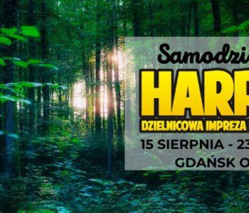 Samodzielny Harpuś – Dzielnicowa impreza na orientację: Gdańsk Oliwa