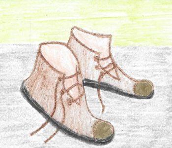 Magiczne buty bajka do czytania dzieciom