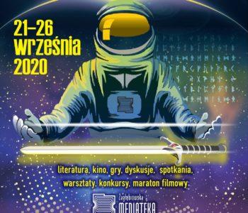 Fantastyka2020 - już od 21 września w Zagłębiowskiej Mediatece