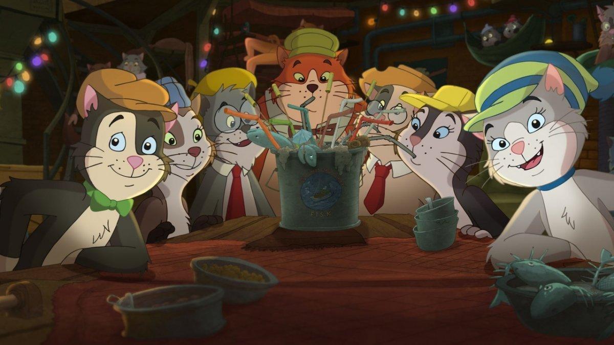 Mała Kika - filmowe spotkania dla dzieci. Filonek Bezogonek
