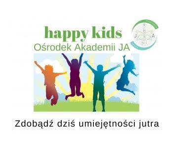 Happy Kids – Ośrodek Akademii JA