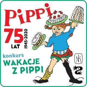 Konkurs: Moje wakacje z Pippi
