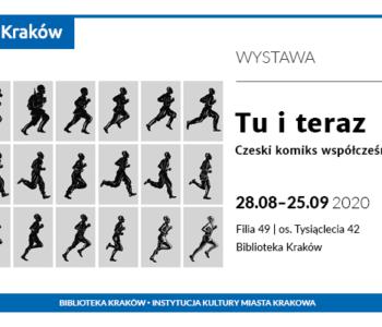 W Bibliotece Kraków pierwsza w Polsce wystawa współczesnego czeskiego komiksu