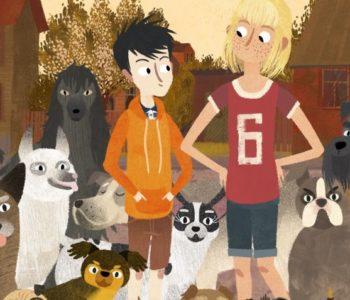 Mała Kika – filmowe spotkania dla dzieci. Jakub, Mimmi i gadające psy