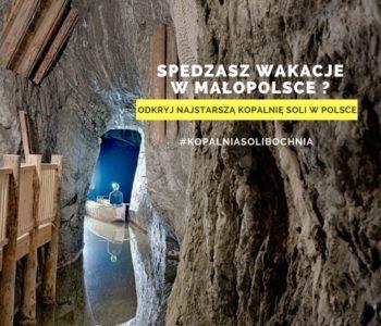 Rodzinna wycieczka do najstarszej koplani soli w Polsce