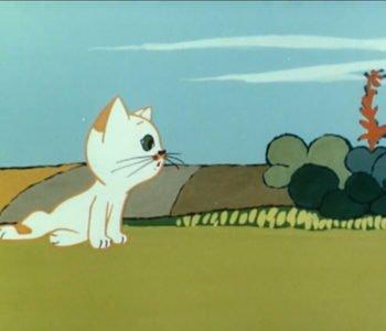 Dziwny świat kota Filemona.  Kiedy liście opadają. Obejrzyj bajkę