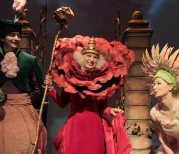 Ładne kwiatki  – Groteska zaprasza na sierpniowe spektakle. Mamy zaproszenie!