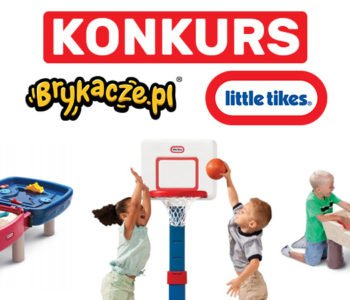 Wakacyjny konkurs z Brykacze.pl i Little Tikes