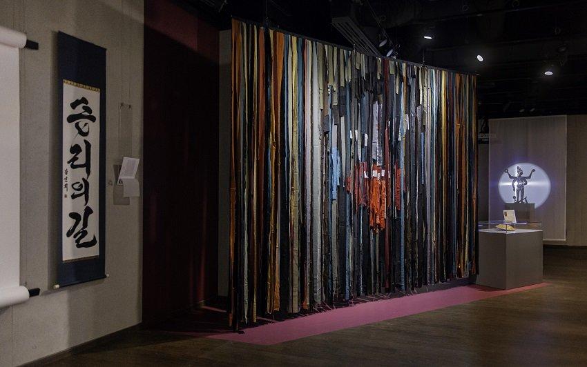 PORUSZENIE wystawa Muzeum Azji i Pacyfiku