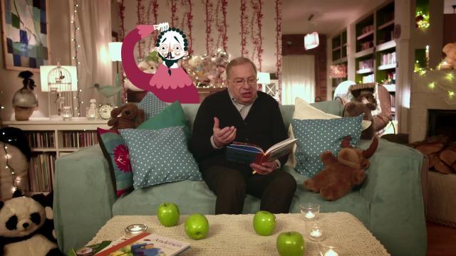 Nowe szaty cesarza posłuchaj bajki online czyta Jerzy Stuhr, wudiobooki z baśniami dla dzieci i darmowe dobranocki